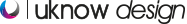 Uknow Design logo